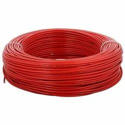 Red Polycab House Wire