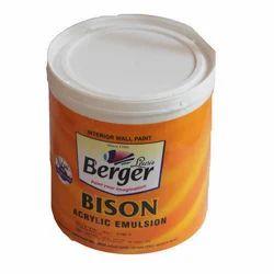 Berger Bison Waterproof  Acrylic Emulsion Paint