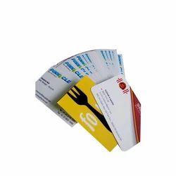 Digital Printed Visiting Card