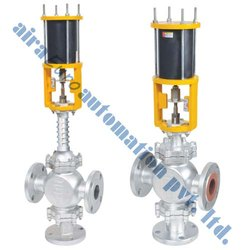 Pneumatic Cylinder Control Valve