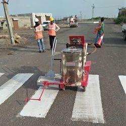 Road Marking Paint Machine