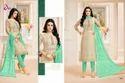 Round Neck Padmini Salwar Suit