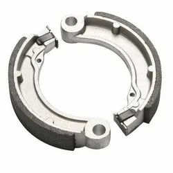 Cast Iron Two Wheeler Brake Shoe, Packaging Type: Box