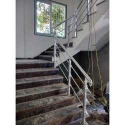 SS Stairs Railing for Home