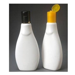 60ml HDPE Petula Bottle with 20mm FTC