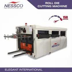 Roll Die Cutting Machine, 930 B