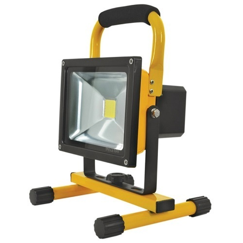 LED Portable Flood Light, Rs 1500 /piece Om Energy Savers | ID: 19575456362