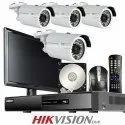 4 Channel DVR Surveillance System