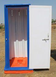 FRP Sulabh Toilet