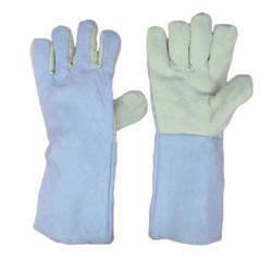 Leather with Kevlar Hand Gloves