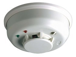 White Alarm Smoke Detector, Usage: Office Buildings, Residential Buildings, Industrial Premises
