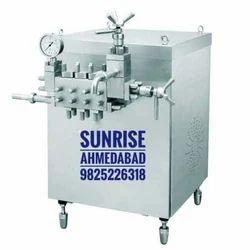 High Pressure Homogenizer (Micronizer)