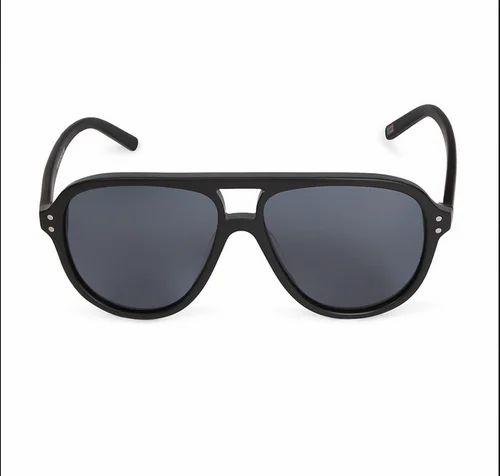 c55abc25cd1 Peter England Black Sunglasses RAD51599016
