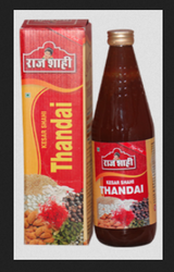 Raj Shahi Thandai, Packaging Type: Bottle