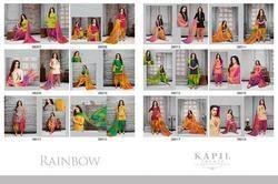Designer Silk Salwar Suits