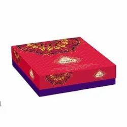VYAKTA Cardboard Sweet Packaging Box, 2- 3 Mm