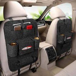 Loop Car Back Seat Multi Pocket Organizer