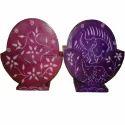 Soapstone Colorful Coaster Set