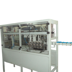 Ferromagnetic In-Mould Labeling Machine