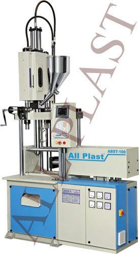 Vertical Plastic Injection Moulding Machines - UPVC