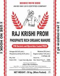 Phosphate Rich Organic Manure PROM