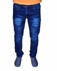 Denim Blue Jeans For Mens