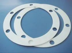 Viscon Rubber PTFE Gaskets, Thickness: 5mm, Size: 100mm