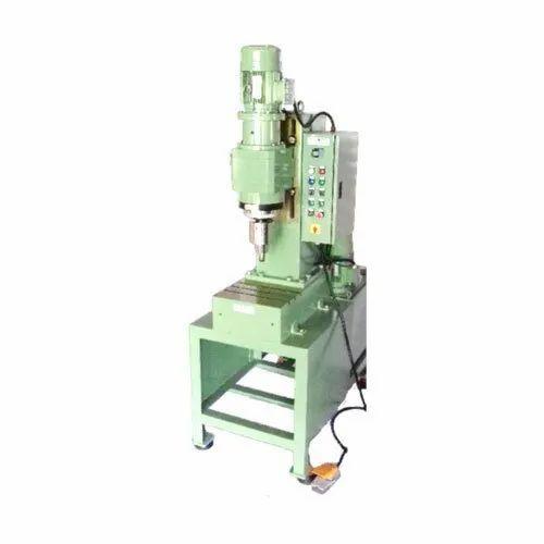 Automatic Samar Hydraulic Riveting Machine, Rs 300000 /unit Samar  Engineering Works | ID: 15301715930