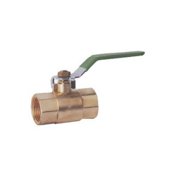 Gun Metal Ball Valve