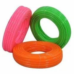 Colored PVC Garden Pipe