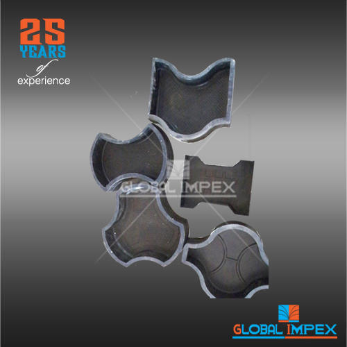 Global Vibro table Rubber Moulds, For Flooring