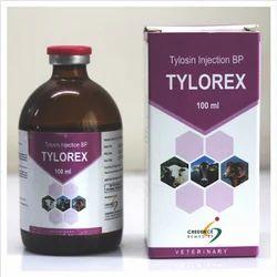 Tylorex 20% (Tylosin Tartrate 200 Mg/ml)
