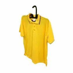 Plain Hosiery Mens Polo T Shirt, Size: S-XXL