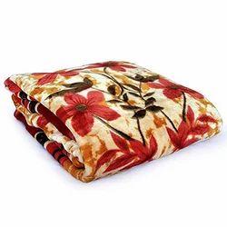 Floral Mink Blankets