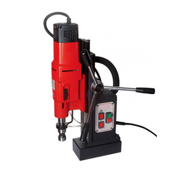 Vertical Magnetic Drilling Machine