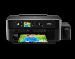 Color Inkjet EPSON L810 INK TANK PRINTER