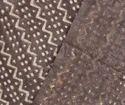Hand Printed Kashish Dye Cotton Batik Fabric