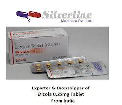 Etizola 0.25mg Tablet