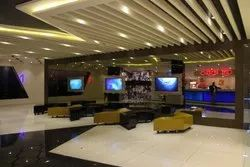 Multiplex Architectural Consultancy Services, Work Provided: False Ceiling/POP