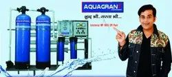 Aquagrant FRP 1000 LPH Commercial Water Plant