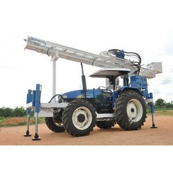 Tractor Mounted Drilling Rig / Rock Drilling Machine
