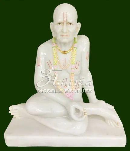 Marble Swami Samarth Akkalkot Statue