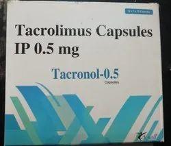 Tacronol 0.5 Mg Tablets