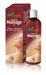 Valeria Massage Oil, for Personal