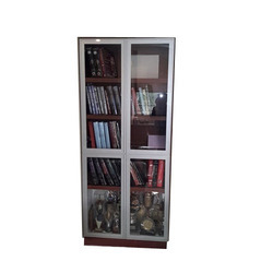 Metal Book Rack