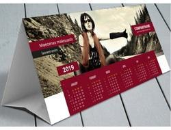 Rectangle Desk Calendar