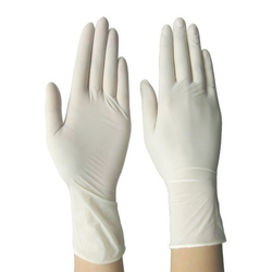 Medisafe White Surgical Gloves, Packaging Type: Box