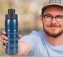 Stainless Steel Bottle (750ml)