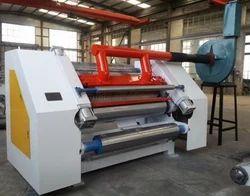 Semi-Automatic Paper Corrugation Machine