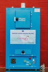 Sanitary Napkins  Incinerator(Carefree Hygiene)